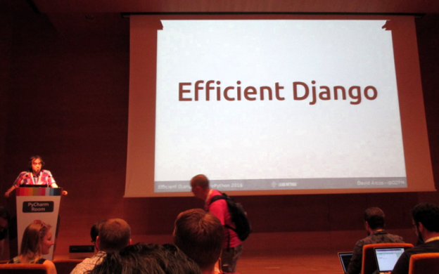 Efficient Django - EuroPython 2016